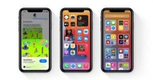 iOS-interface