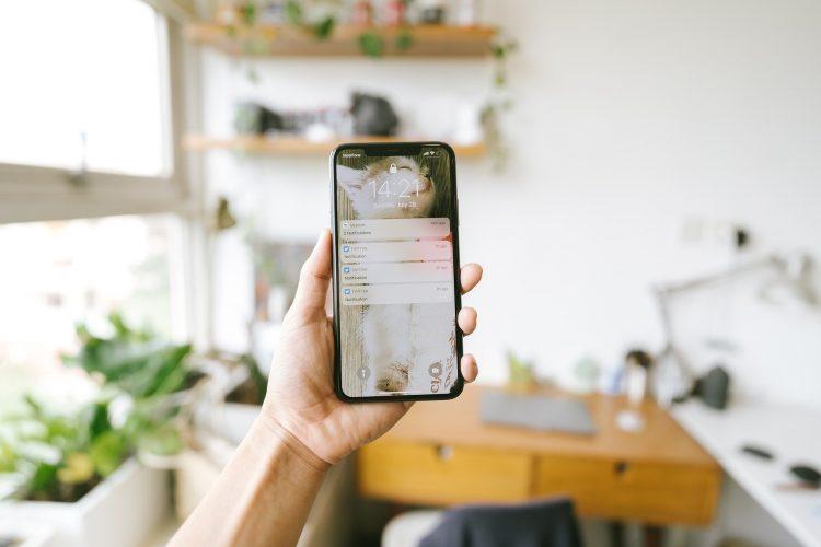 restablecer de fábrica un iPhone