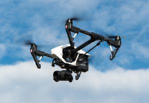 drones para combatir incendios