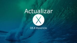 mavericks-actualizar