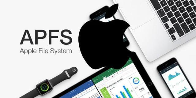 ¿Qué es el Sistema de Archivo de Apple(APFS) y sus características?