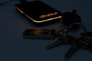 ubuntu keys