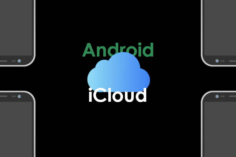 Acceso a iCloud desde Android