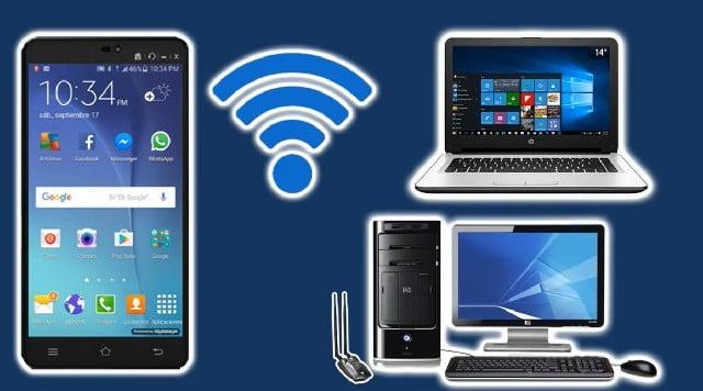 Cómo convertir tu teléfono Android en un punto de acceso Wifi
