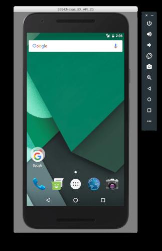 Emulador Android Studio