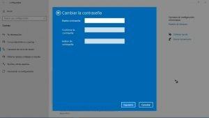 ¿Cómo cambiar tu contraseña de Windows?