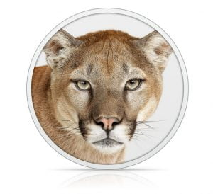 OS MAC Mountain Lion