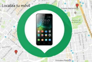 Teléfono GPS