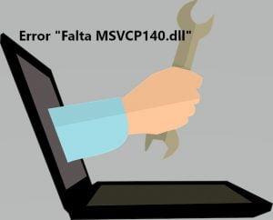 Falta MSVCP140