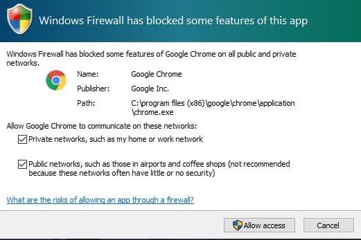 ¿Cómo deshabilitar el Firewall de Windows en las versiones desde XP hasta Windows 10?