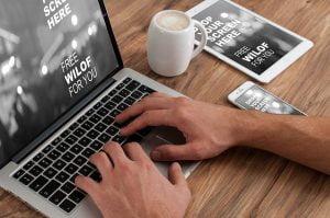 MacBook Teclas de inicio