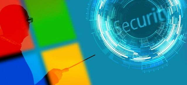 Centro de seguridad de Microsoft Windows Defender