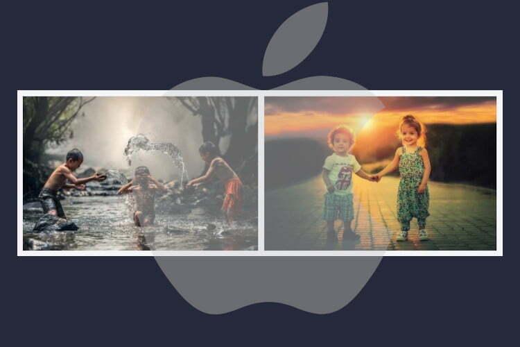 Cómo Combinar Fotos en iPhone