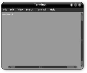 Línea de comandos de Linux